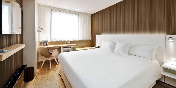 4* luxus s raňajkami v Prahe pre pár alebo rodinu: na výber z 4 typov izieb a parkovanie zdarma