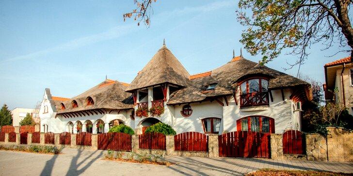 Pobyt pre milovníkov agroturistiky a rekreácie v Penzióne Žitava, blízko kúpeľov Podhájska