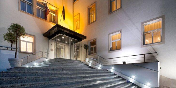 4* hotel v bratislavskom Starom Meste: komfortné ubytovanie s raňajkami