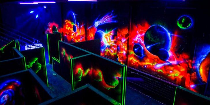 Nával adrenalínu s Laser Game novej generácie v X aréne Zvolen!