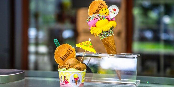 Najchutnejšia letná nevyhnutnosť? Predsa zmrzlina Andersen!