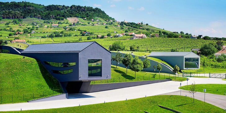 Maďarský kraj vína: 4–8 dní s raňajkami v hotelovom komplexe uprostred prírody