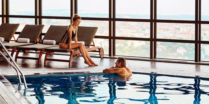 Luxusný pobyt v 5 * hoteli Corinthia: raňajky a u jesenných termínov neobmedzený wellness