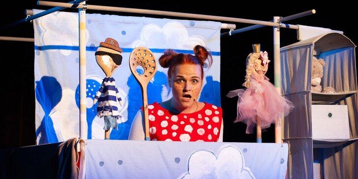 Vstupenky na letné bábkové predstavenia divadla BABADLO v exteriéri Ekoparku či Lodenice Sigord