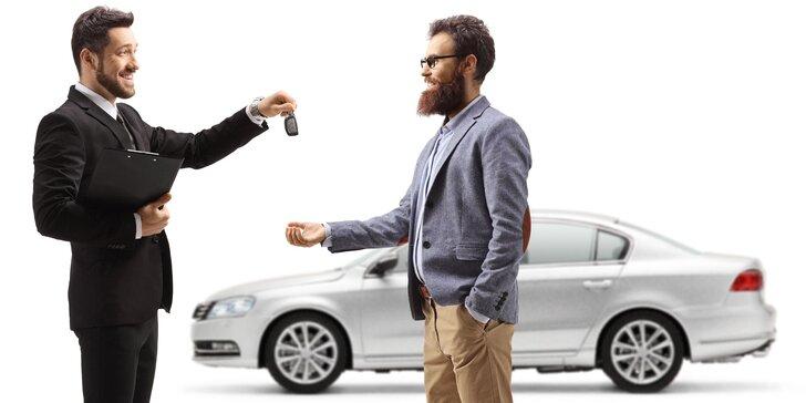 Požičajte si obľúbené modely mestských automobilov Kia, Fiat, VW či Škoda