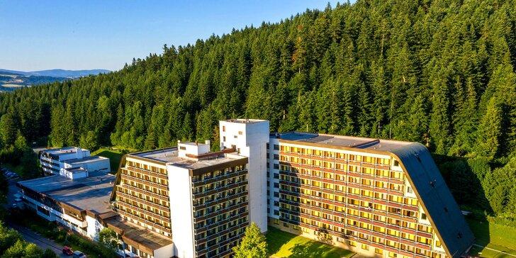 Relaxačný pobyt v krásnom horskom prostredí Starej Ľubovne s bazénom, wellness službami a športovými aktivitami