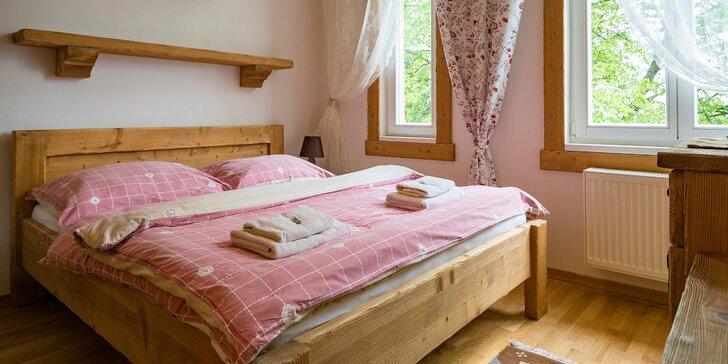 Apartmány Moravienka s výhľadom na Lomnický štít: deti do 2,99 rokov zdarma