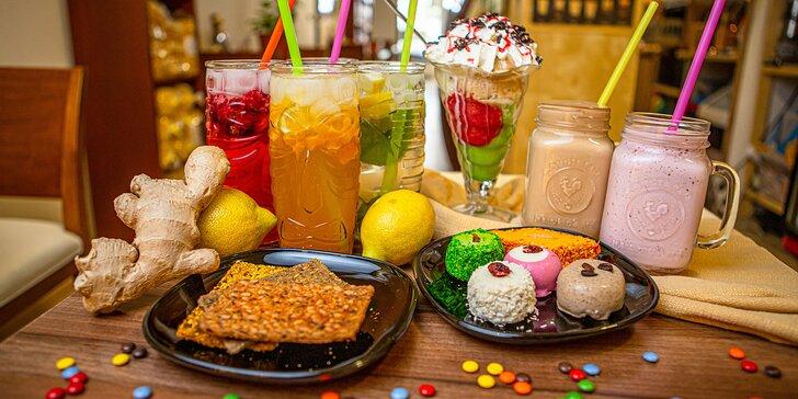 Letné osvieženie: limonáda, jogurtové frappé či zmrzlinový pohár
