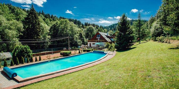 Leto v krásnom prostredí Kysúc v Hoteli Severka*** vhodné aj pre rodiny s deťmi