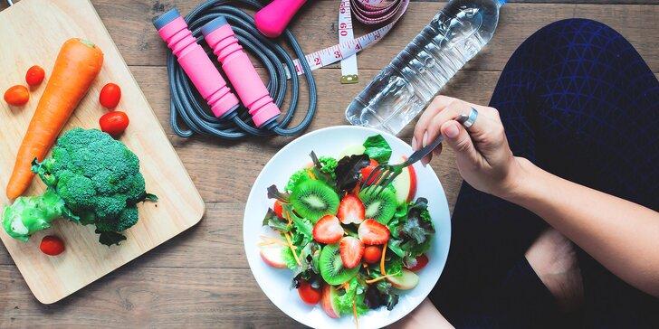 Ako konečne schudnúť? Vyskúšajte 30-dňový ONLINE redukčný plán