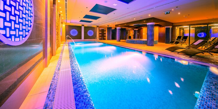 Pobyt v srdci Budapešti v elegantnom 4* hoteli s wellness a s vyhliadkovou terasou