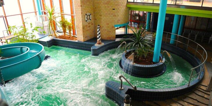 Wellness pobyt v kúpeľnom meste Győr v 3* hoteli - raňajky alebo polpenzia