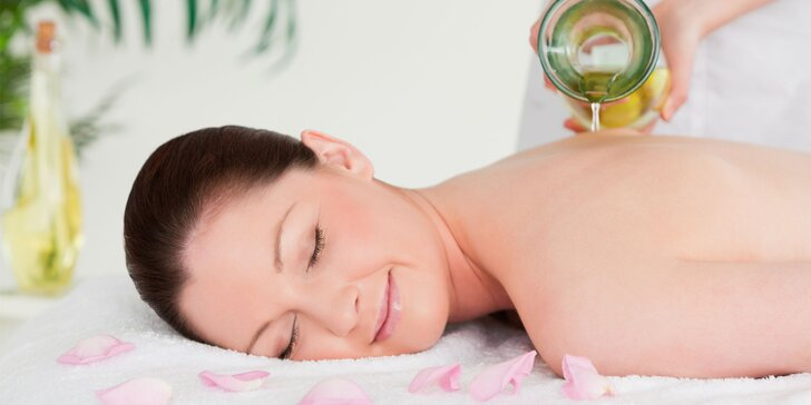 Je vám horúco? Doprajte si chladivú a osviežujúcu mentolovú masáž!