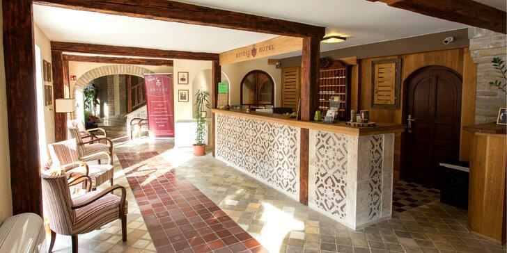 Relaxačný wellness pobyt v útulnom hoteli - chutná polpenzia a variant so vstupom do kúpeľov