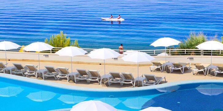 V hoteli Živogošće v Tui Blue Adriatic Beach rezort na chorvátskom pobreží vás čaká parádna dovolenka.