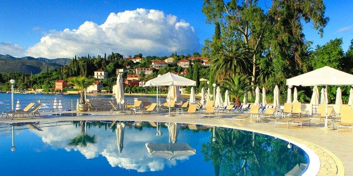 Nádherný rezort na ostrove: all inclusive, bazén, sauna a more priamo pri hoteli