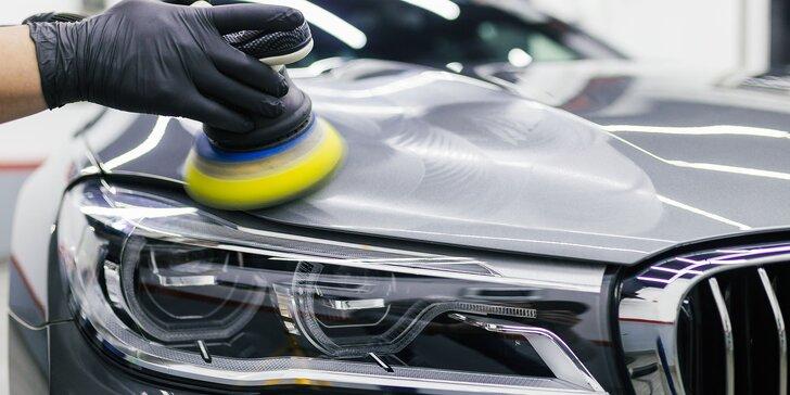 Dokonale čisté auto zvonku i zvnútra v novootvorenej autoumyvárke KIPA pri OC MAX NITRA