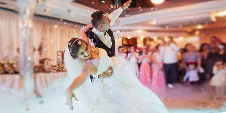 Svadobný tanečný rýchlokurz: waltz, valčík, polka, svadobná choreografia