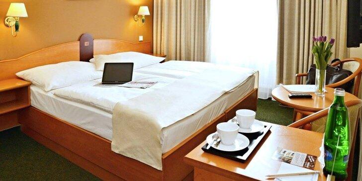 Jeseň v Prahe: komfortné ubytovanie pre 2-4 osoby, pobyt s raňajkami