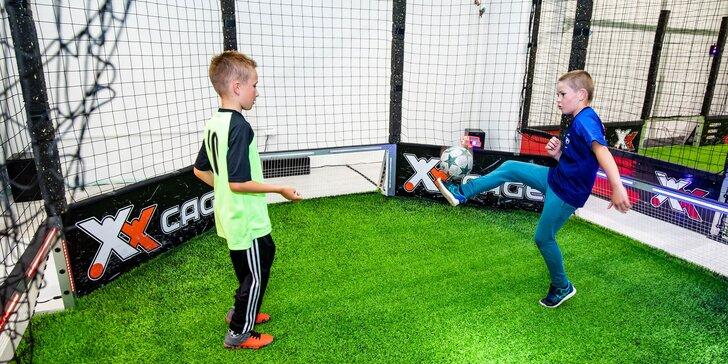 Skvelá zábava v inteligentnej aréne vo FOOTBALL PARK ŽILINA