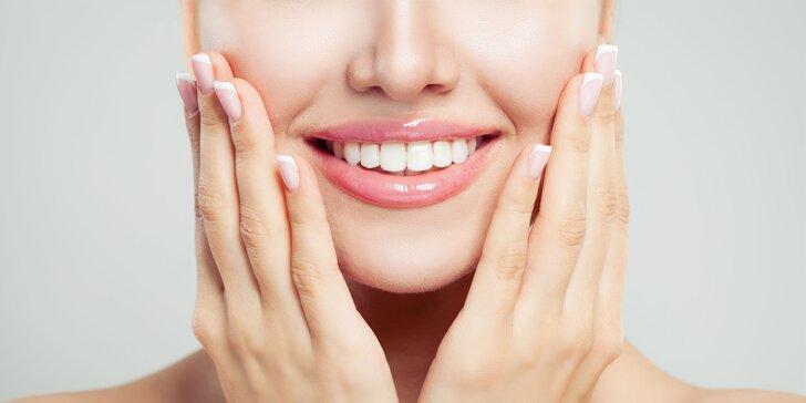 Laserové bielenie zubov či manikúra, gélové nechty aj gél lak