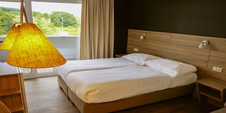 Pobyt v útulnom a modernom komplexe Residence ŠÍRAVA*** apartmánový dom len 950 m od Thermalparku Šírava