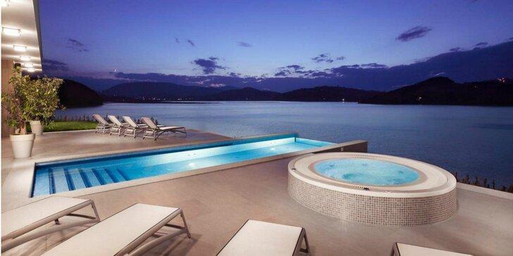 Výnimočný pobyt očarí všetky zmysly hostí - luxus, famózna gastronómia aj celoročný INFINITY POOL