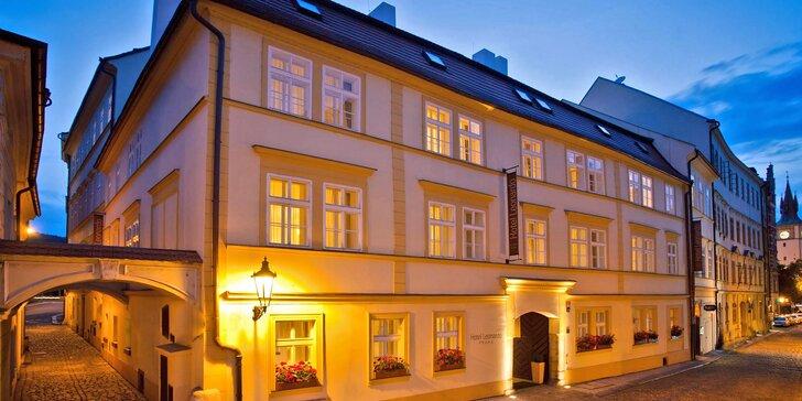 Pobyt v historickom centre Prahy: elegantný hotel, bohaté raňajky a plavba po Vltave