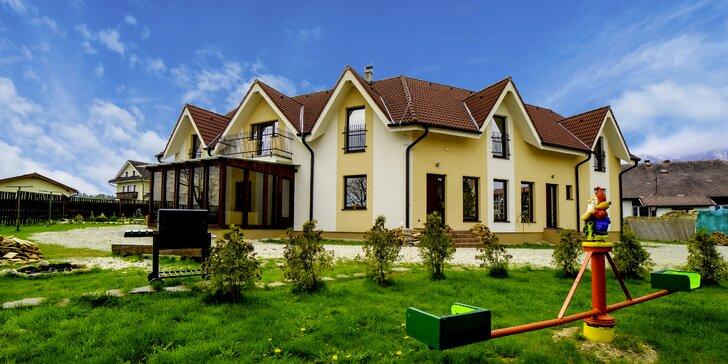 Adult friendly ubytovanie na priváte vo Vysokých Tatrách s množstvom zliav a aktivít