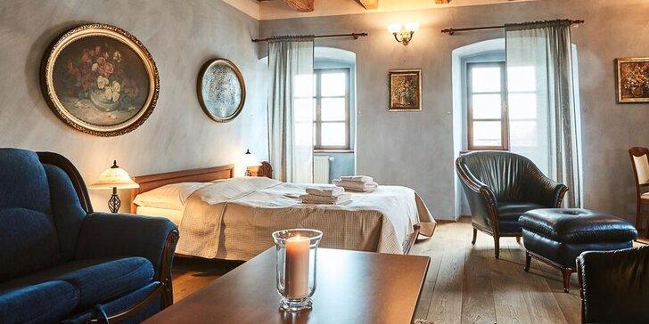 Penzión Resla v centre historickej Banskej Štiavnice: komfortné ubytovanie, krásna príroda a bohaté švédske stoly
