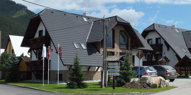 Apartmány Pod Chopkom v blízkosti Jasnej a Tatralandie: v ponuke i varianty so vstupom do jaskyne a jazdou na bobovej dráhe