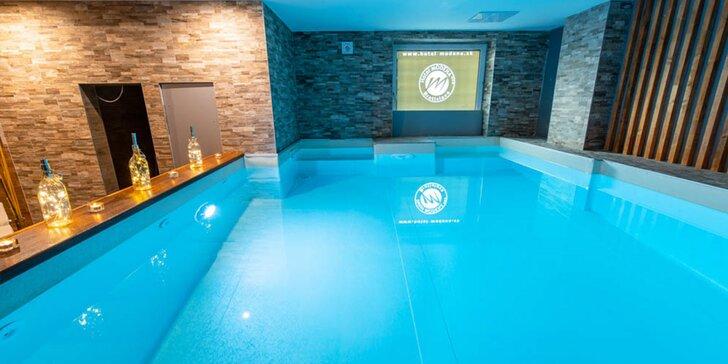 Privátny vstup do Wellness SPA + večera pre dvoch v hoteli Modena***