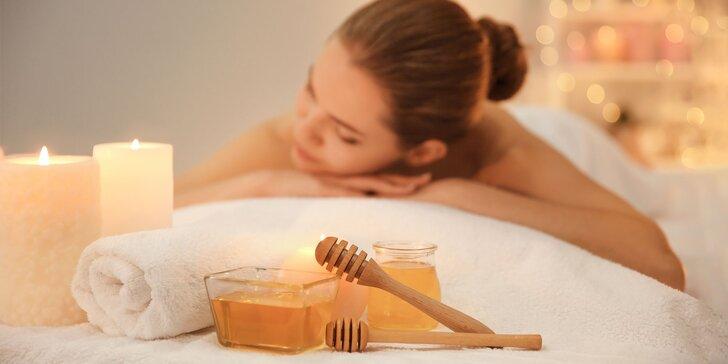 Oddychová a liečivá jeseň so 4 druhmi masáží v Sauna La Vita