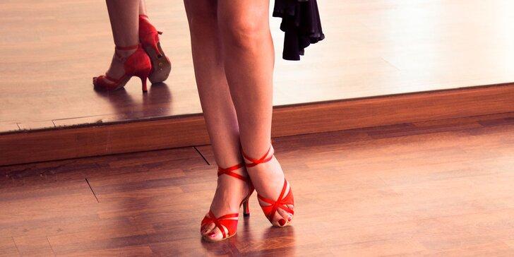 Tanečný kurz Salsa Ladies v centre mesta a v Petržalke