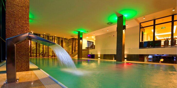 SPA wellness pobyt v Hoteli LESNÁ**** vo Vysokých Tatrách