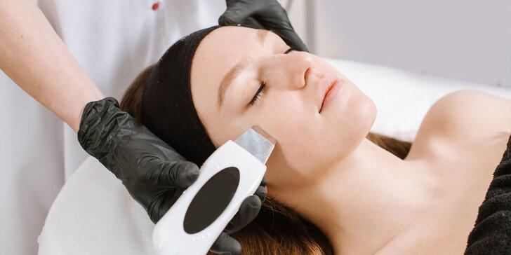 Prístrojové ošetrenia pleti: ultrazvuk, peeling, mikrodermabrázia i masáž