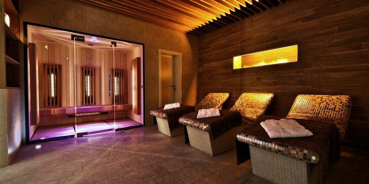 3-hviezdičkový pobyt v Hoteli pod Bránou s novovybudovaným wellness centrom