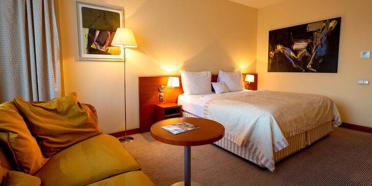 Relaxačný pobyt v Prahe pre 2 osoby: 4 * designový hotel s raňajkami