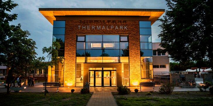 Jedinečný wellness pobyt s neobmedzeným vstupom do Thermalparku