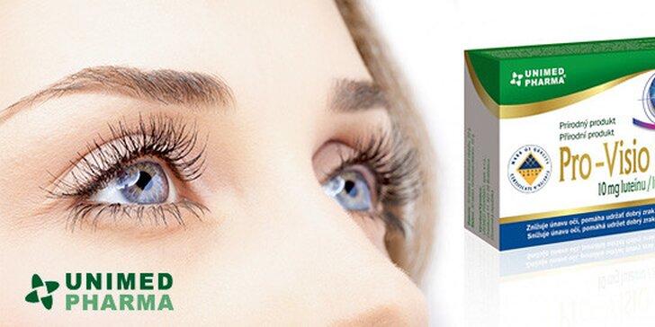 Ochrana a výživa vašich očí na leto