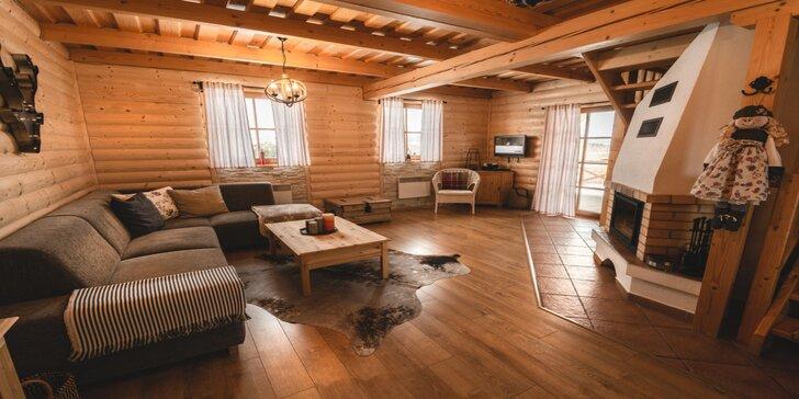 Ubytovanie na súkromí: drevenica v blízkosti Liptovskej Mary