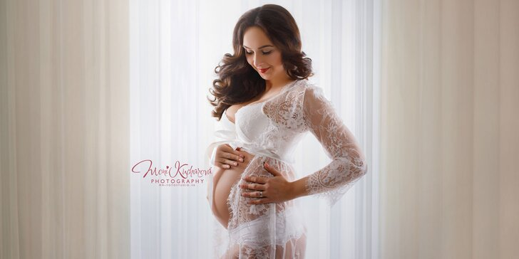 Tehotenské fotenie: zaznamenajte si to najkrajšie obdobie profesionálnym objektívom