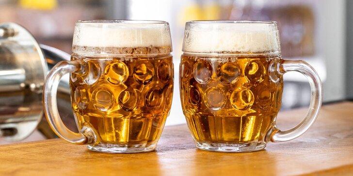 Historické bratislavské pivo Starosladovnícke na donášku alebo take away
