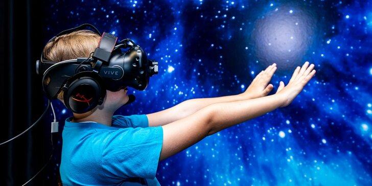 Jediná escape room vo virtuálnej realite na Slovensku!