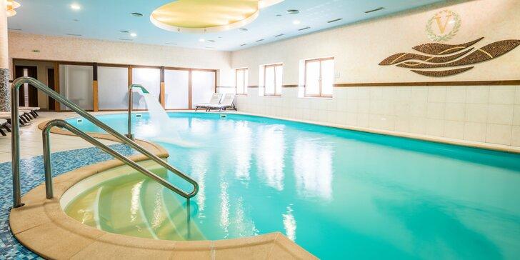 Dovolenka pod Martinskými hoľami v Hoteli Victoria**** s wellness, pivným kúpeľmi a až 3 hodinami aktivít