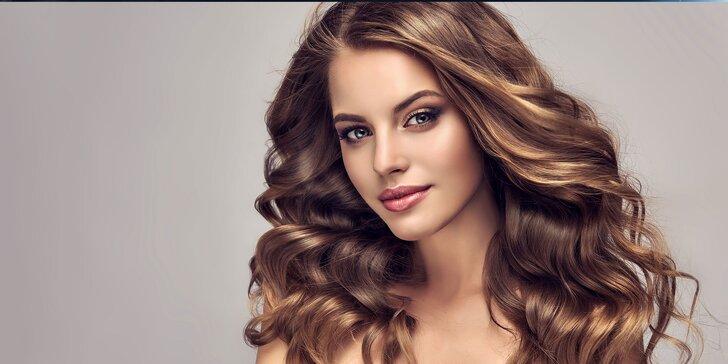 Všetko pre vlasy: strih, regenerácia, botox či farbenie aj darčekový poukaz