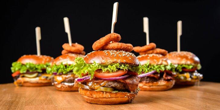 Regal Burger aj teraz! Osobný odber možný v 8 prevádzkach naprieč Slovenskom!