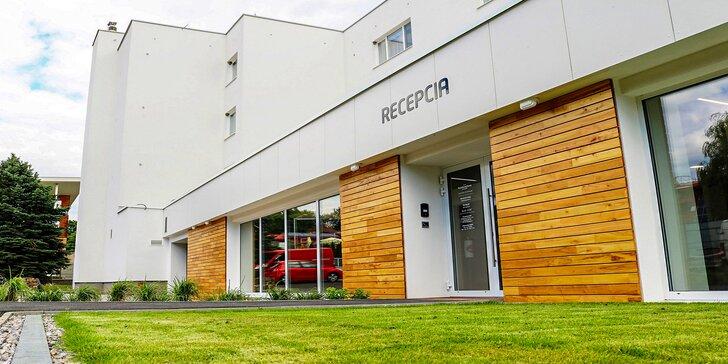 Idylický pobyt v komplexe Residence ŠÍRAVA*** apartmánový dom len 950 m od Thermalparku Šírava
