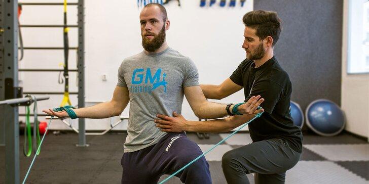 SM systém - cvičenie pre zdravý chrbát alebo cvičenie pre seniorov 55+