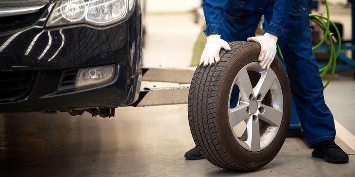 Prezutie kolies, zimná kontrola či geometria vášho vozidla